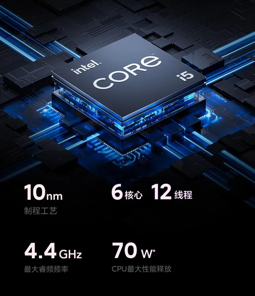 Redmi G 2021 Gaming Notebook Intel