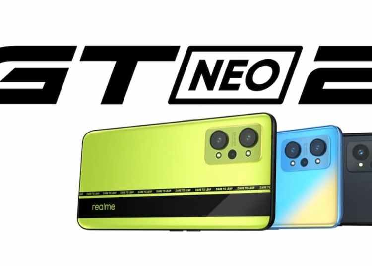 Realme GT Neo2 Price and Specifications