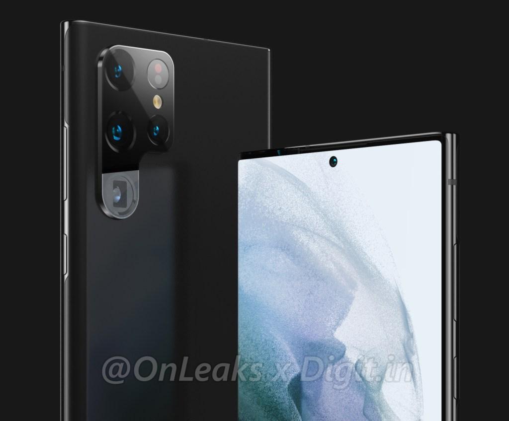 Samsung Galaxy S22 Ultra Camera