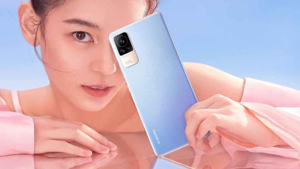 Xiaomi CIVI Battery, Processor, Camera