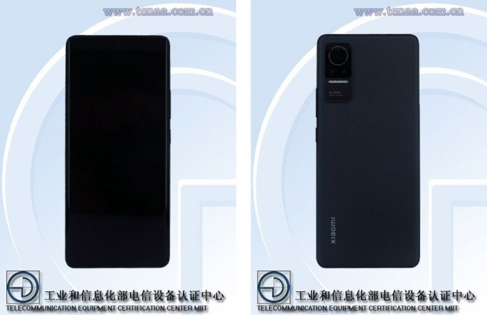 Xiaomi CIVI Pro ID Photos