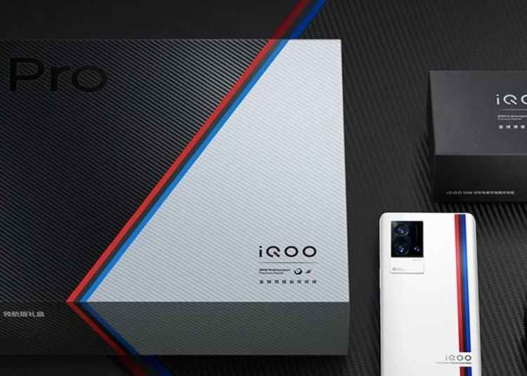 iQOO 8 Pro Pilot Edition Gift Box