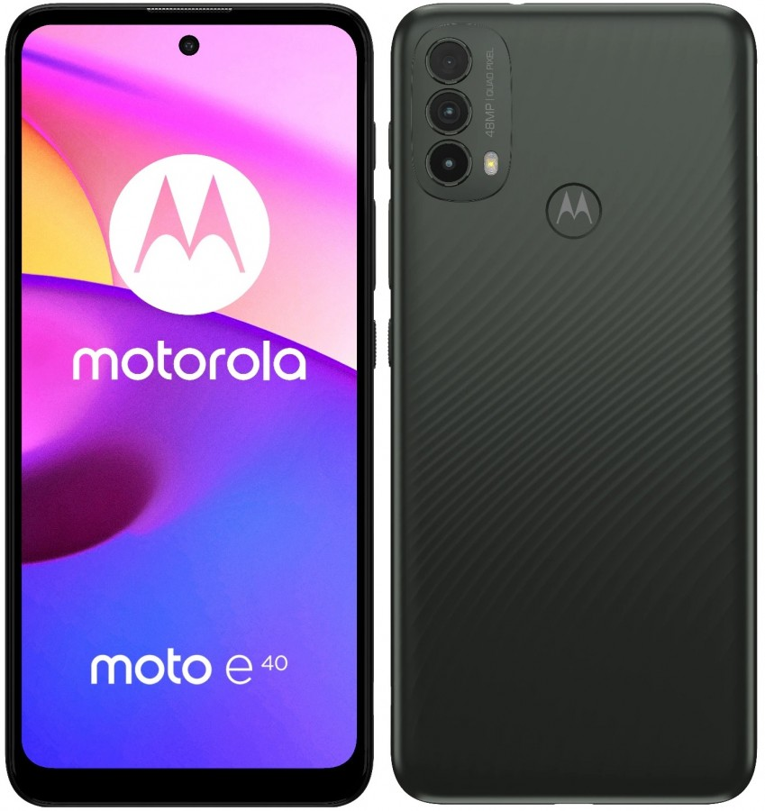 Moto E40 Renderings, Specifications, and Price