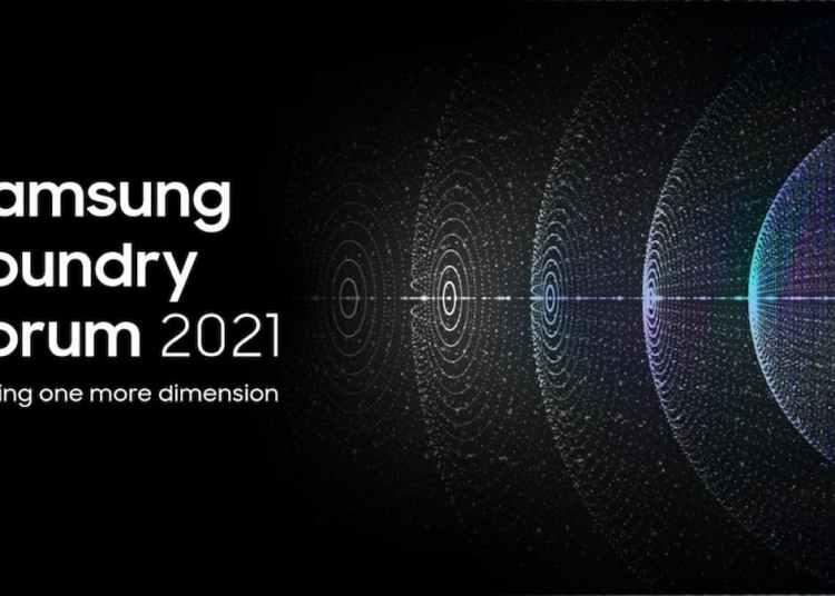 Samsung Foundry Forum 2021   Samsung 2nm Process   Samsung 3nm Process
