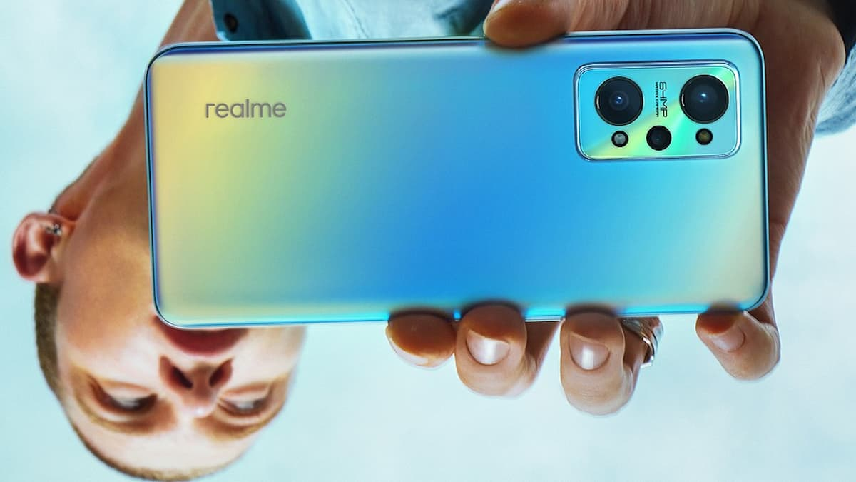 Realme GT Neo 2T Debuts This Month