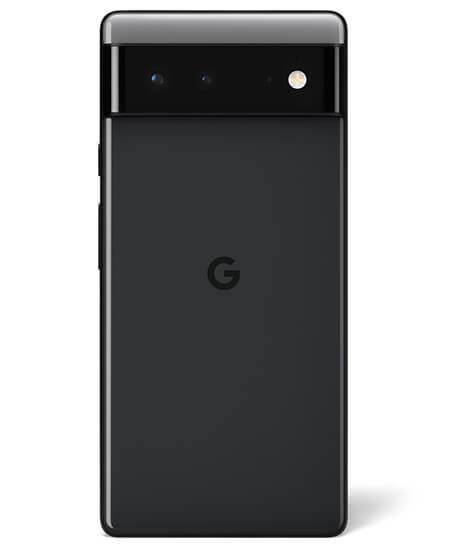 Google Pixel 6 Stormy Black