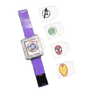 Avengers Friendship Band