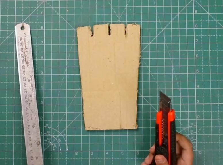 DIY Black Panther Claws