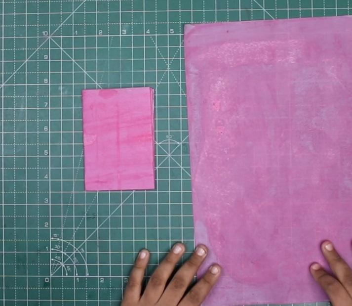 Cutting Soap Strips
