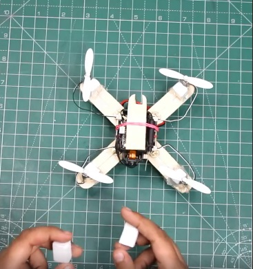 Shield Heliccarier Drone DIY from Avenger