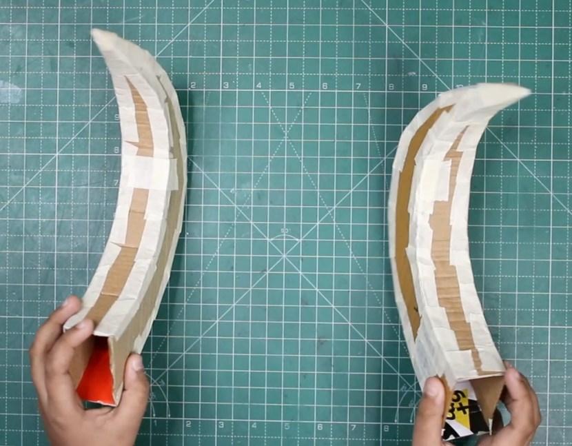 Loki's Horns Ready