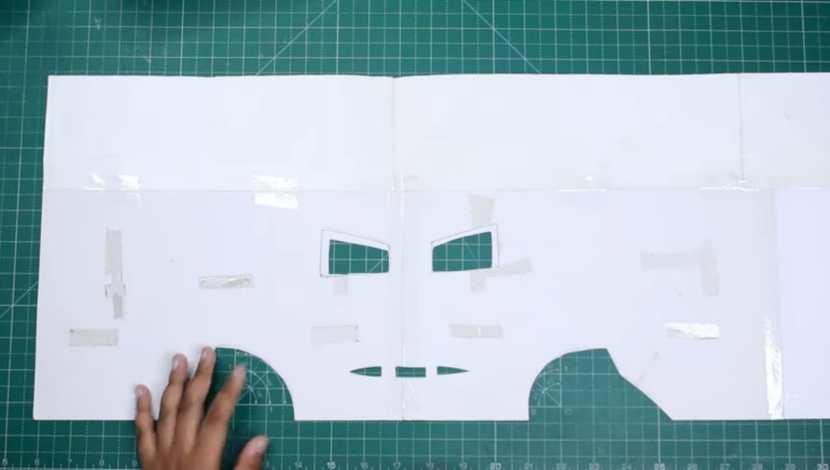 helmet shape