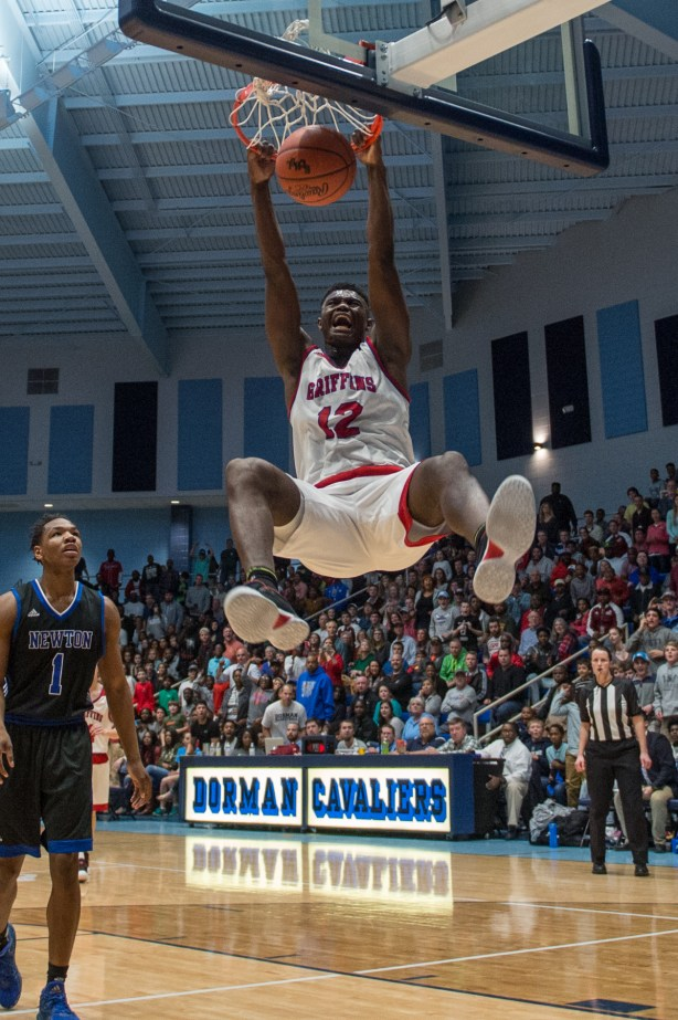 Zion Williamson 1