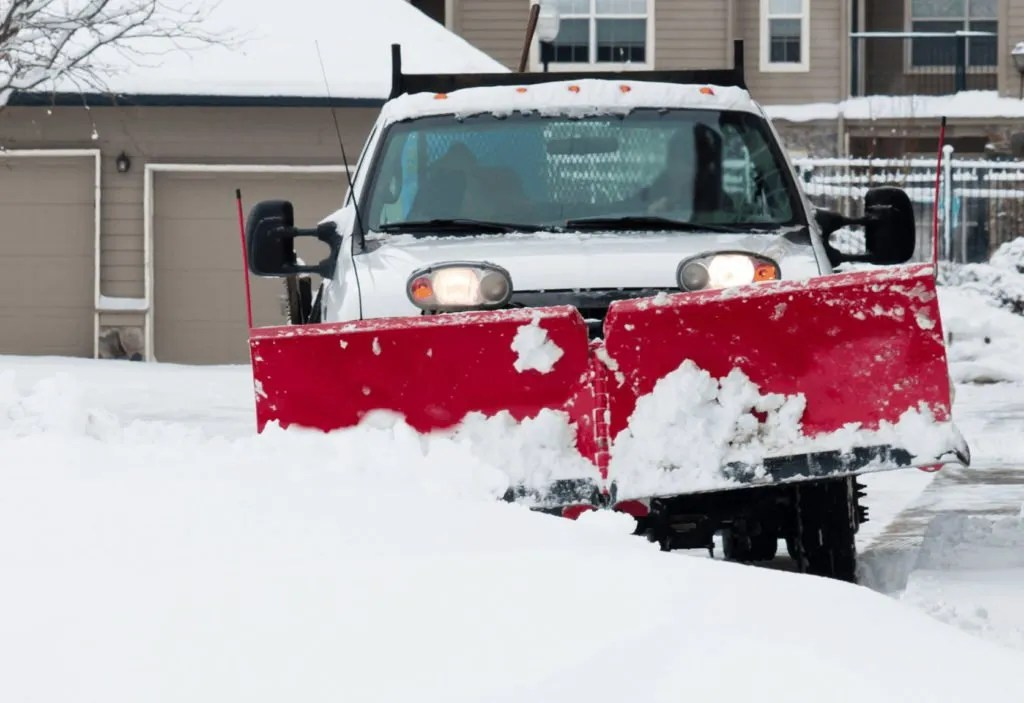 Commercial Snow Removal Okemos, Holt, East Lansing