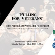 Pulling For Veterans