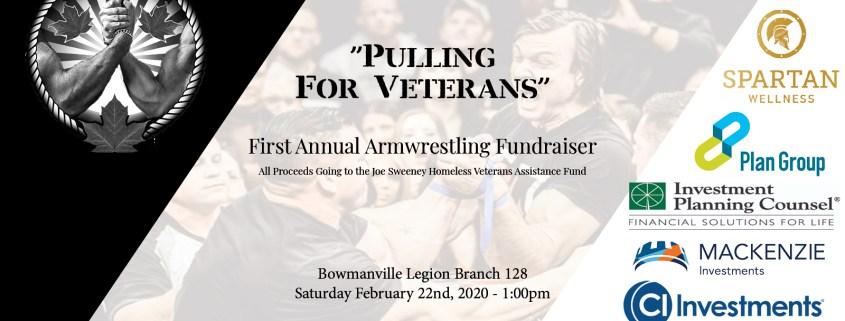 Pulling For Veterans