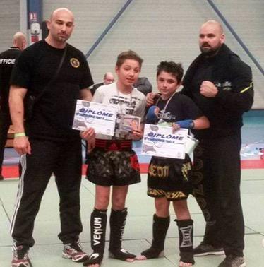 Championnat régional de kick-boxing