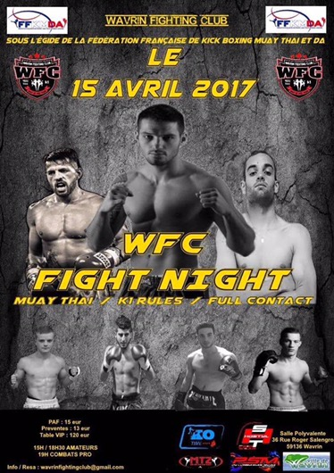 WFC Fight Night