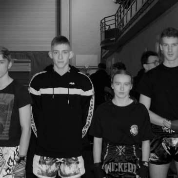 Championnat de ligue HdF de kickboxing groupe 2