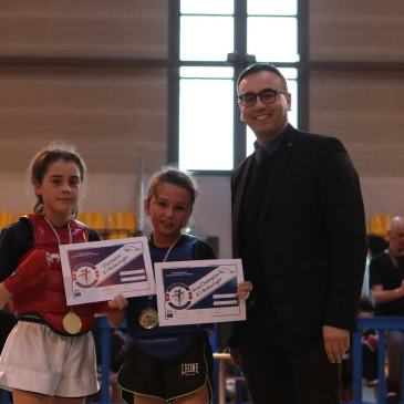 Championnat de ligue de kickboxing groupe 3