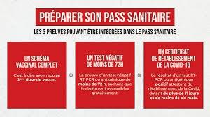 Préparer son pass sanitaire