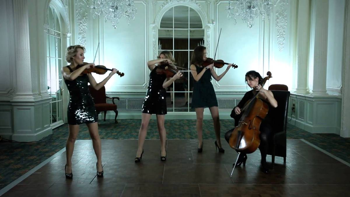 Smooth Criminal - Michael Jackson - string quartet arrangement