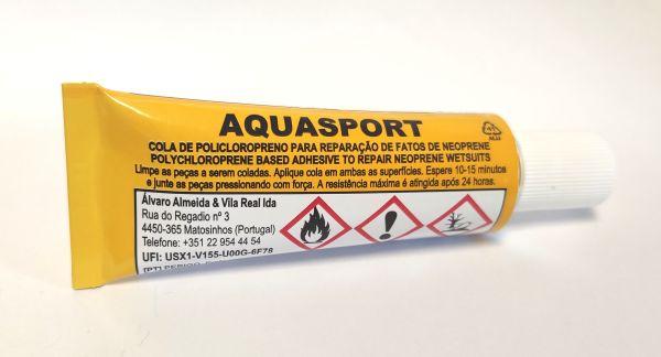 Cola Neoprene Aquasport 30gr
