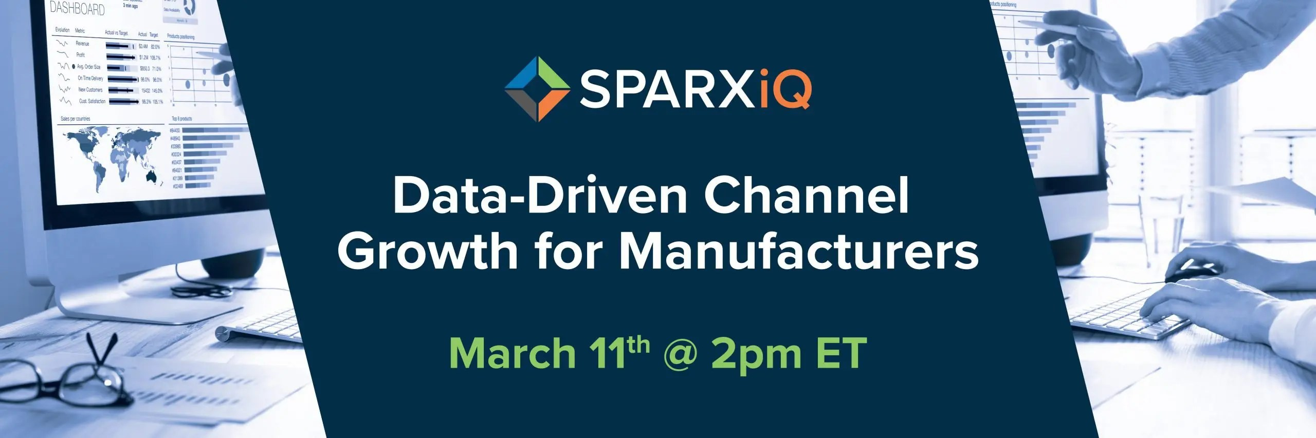 sparxiq channel management data