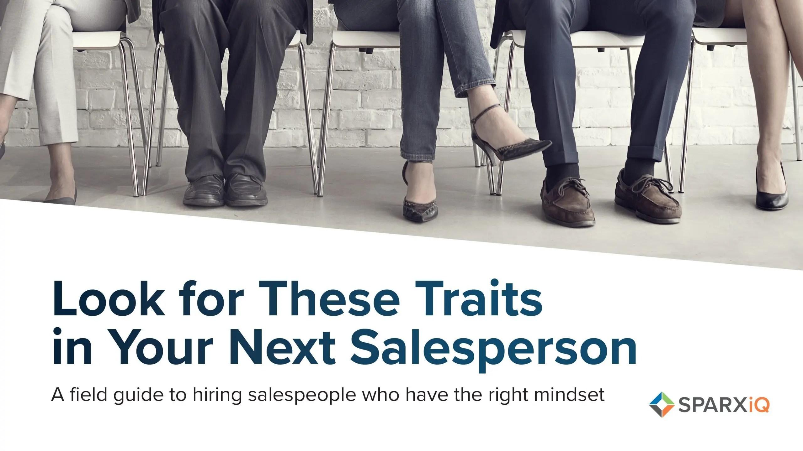 hiring traits field guide
