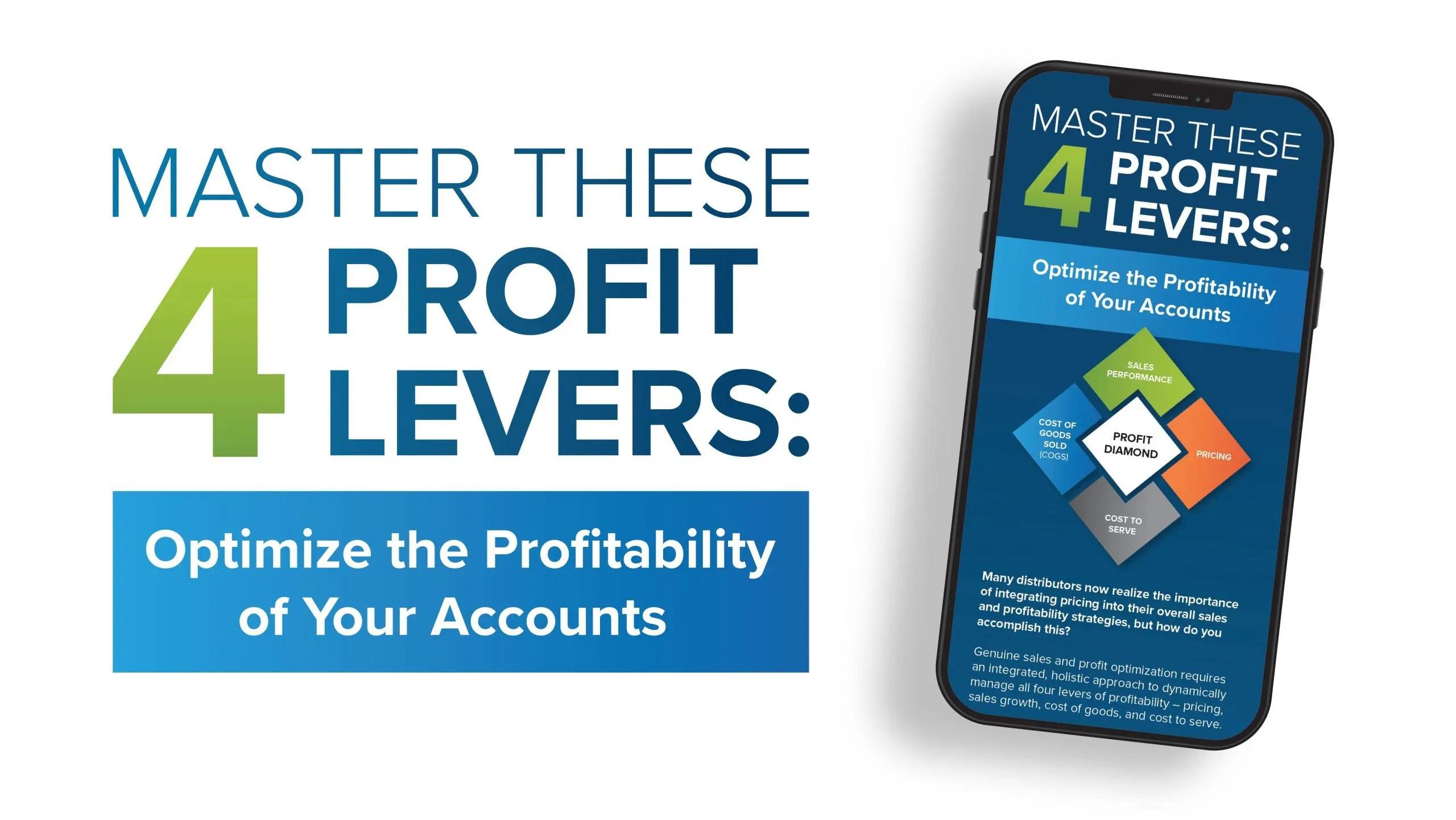 profit diamond infographic