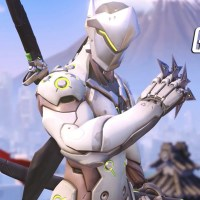 Overwatch Genji cosplay is ridiculous