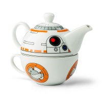 Adorable BB-8 Tea Set