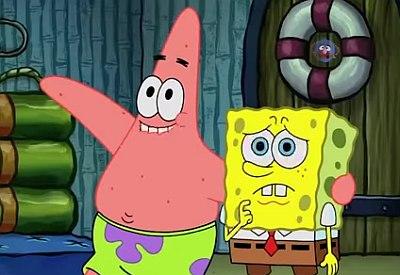 """SpongeBob singt """"The next Episode"""" von Dr. Dre"""