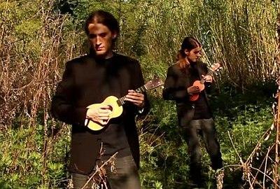 Ukulele Twins - System of a Down - B.Y.O.B. Cover