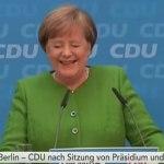 """Angela Merkel - """"Eine echte Fehlleistung"""""""