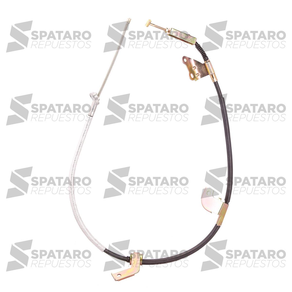Cable De Freno De Mano Toyota Hilux Trasero Derecho