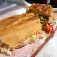 Kool Korner Sandwiches and Crazy Cuban