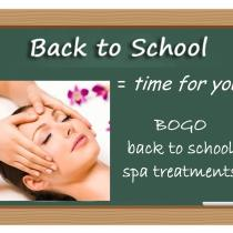 Back to School = More Time for You