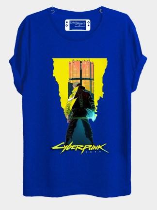 cyberpunk 2077 gaming tshirt india