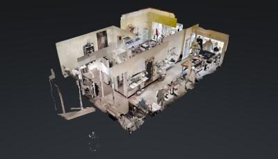 GILLI 3D Model