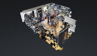 Reitsport Will 3D Model