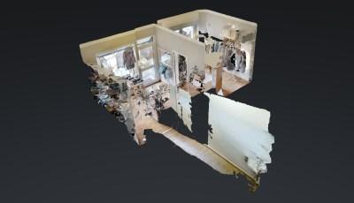Rothkehlchen 3D Model