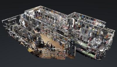 Truck Boardshop 3D Model