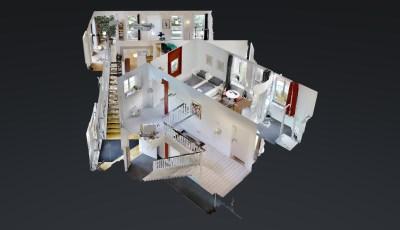 Almaviva 3D Model