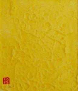 LOCO - Yellow rain - 18x16 - 2007