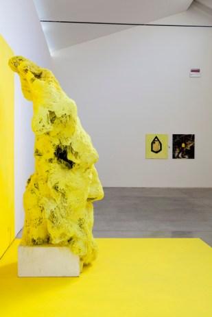 Gianni Dessì, veduta della mostra