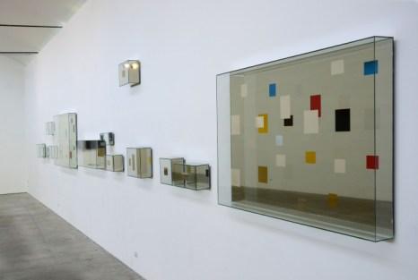 Look at you, Guardati, veduta della mostra di Chiara Dynys, 2012.