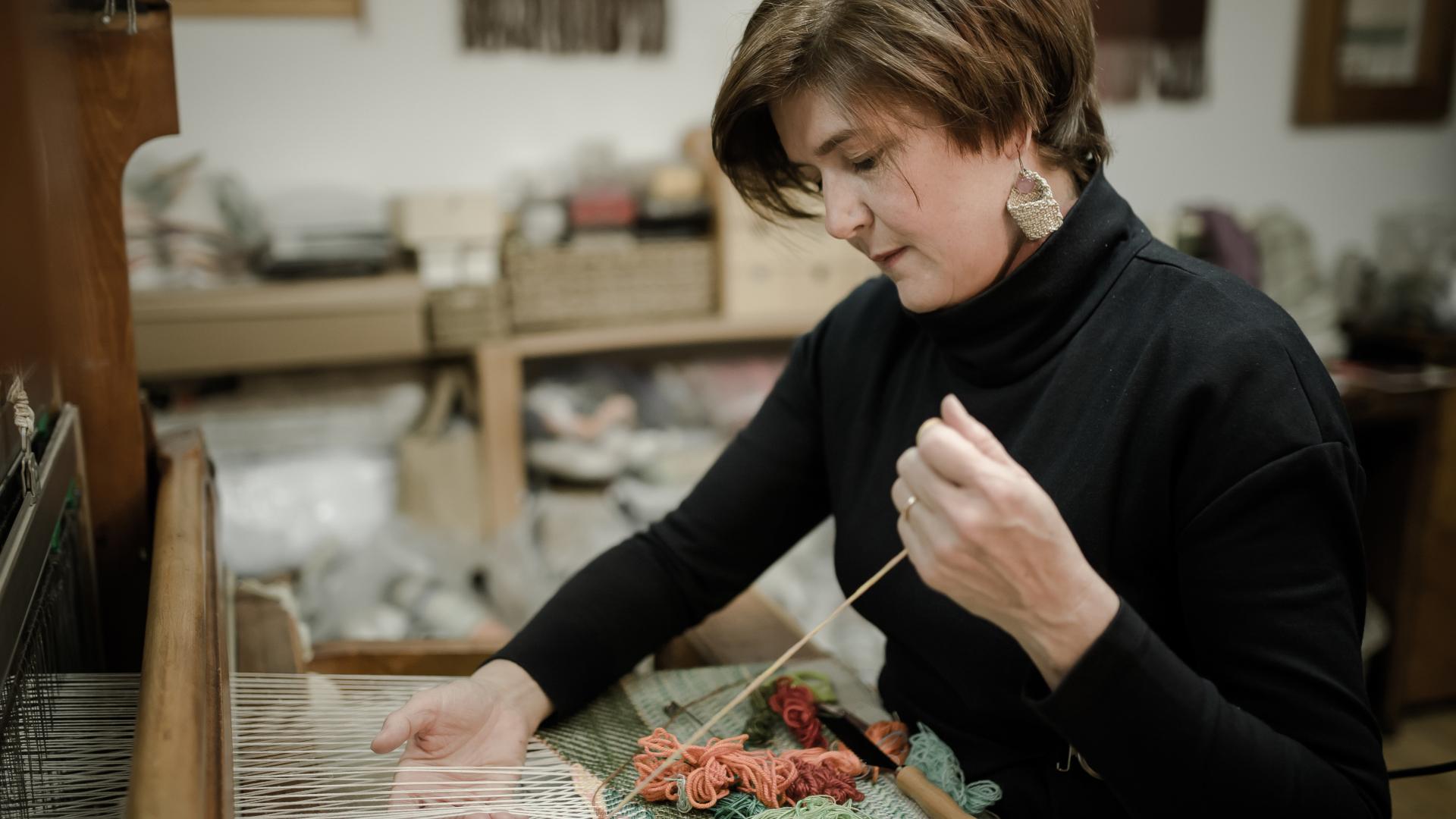 Alchimia Tessile - Condividere Esperienze - Cristina Busnelli