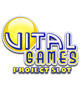 vital game project slot logo