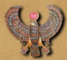 Risultati immagini per monili di Tutankhamon